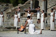 Олимпийский огонь – зачем молитва Зевсу?