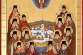 Церковь чтит память преподобных Оптинских старцев