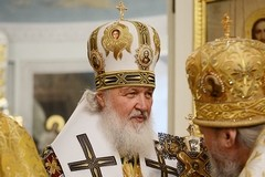 Патриарх Кирилл: Даниловская обитель, открытая 30 лет тому назад, несет миру свидетельство о красоте духовного подвига
