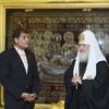 Русская Церковь будет поддерживать отношения между народами России и Эквадора, – Патриарх Кирилл
