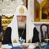 Патриарх Кирилл: Мы воспринимаем страдания сирийского народа как свои собственные