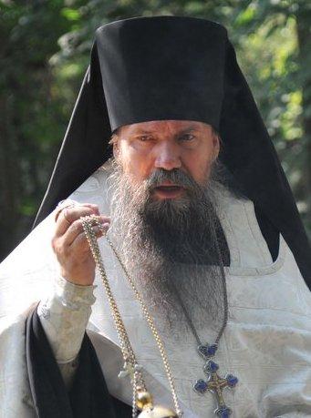 """Архимандрит Трифон (Плотников), фото: """"Православная Кубань"""""""