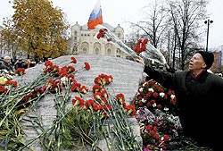 """День памяти жертв политических репрессий Фото: """"Новые известия"""""""