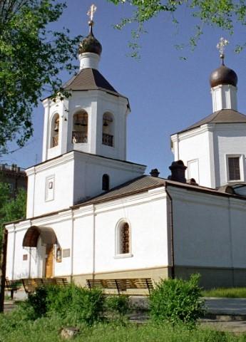 Храм Иоанна Прдтечи в Волгограде, фото: сайт администрации Волгограда