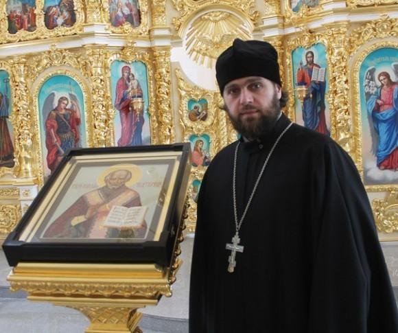 Иеромонах Роман (Сокольников). Фото vk.com