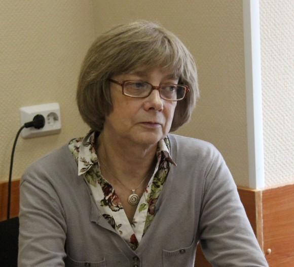 Елена Дозорцева