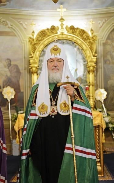 Патриарх Кирилл, фото: Патриархия.ru