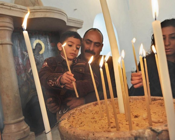 Православные арабы