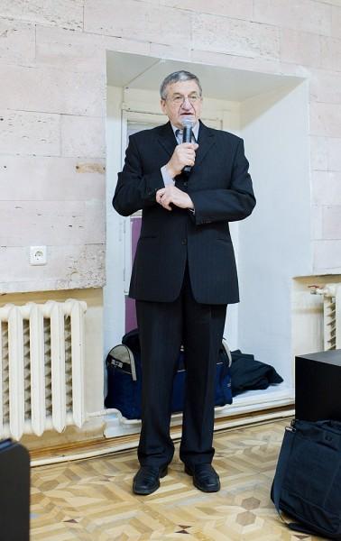 Борис Братусь, профессор, научный руководитель факультета психологии РПУ