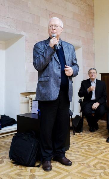 Евгений Проценко, председатель правления Христианского общественного благотворительного фонда «Старый Свет» (Россия)