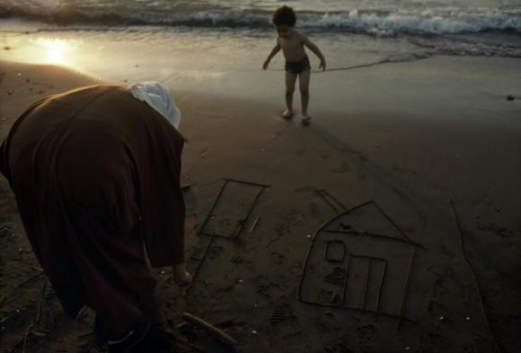 Бруно Барби. Иран. Город Сари. Пляж Хазарад. 1998