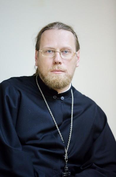Священник Павел Касперович, координатор Гродненской епархии по работе с алкоголе- и наркозависимыми людьми