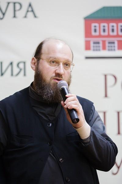 Игумен Иона (Займовский), насельник ставропигального Данилова монастыря, руководитель церковной реабилитационной программы «Метанойя»