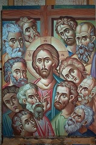 Христос и Его друзья