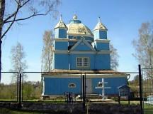 Храм Преображения в Смолянах. Фото: sobory.ru