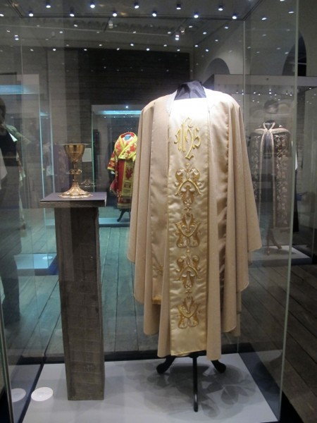 Католическая риза
