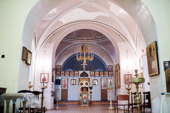 Он жертвовал собственные средства на содержание богадельни и храма. Сегодня же храм находится в плачевном состоянии