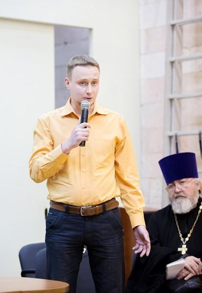 Священник Михаил Бутров, храм святого Александра Невского, Балашихинское благочиние