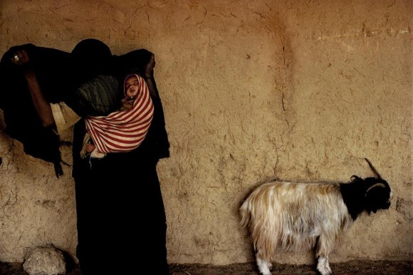 Гарри Груйер. Марокко.  Город Эрфу. 1986
