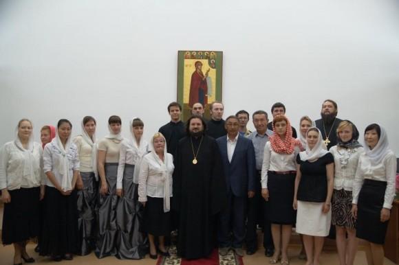 Фото: Якутская и Ленская епархия
