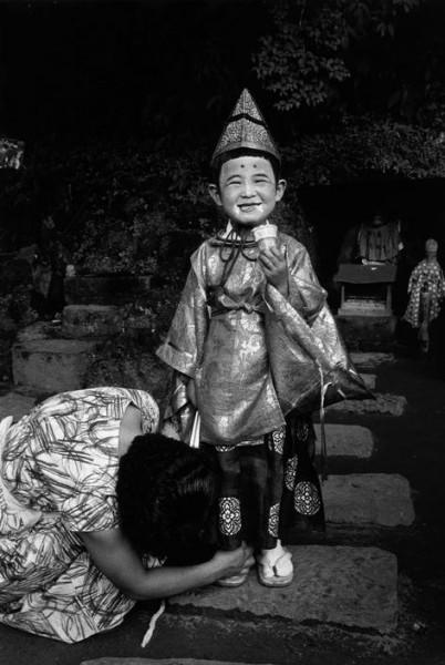 Денис Сток. Япония. 1956