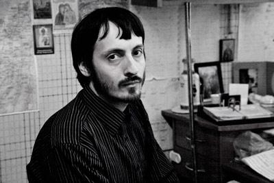 Илья Вевюрко. Фото: pstgu.ru