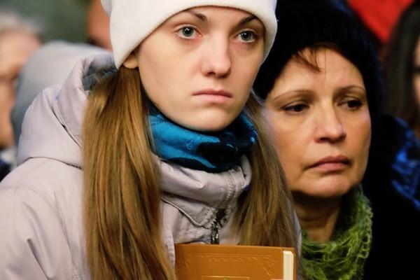 Марина Журинская: Не любите мира?