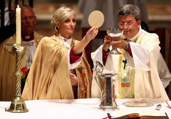 Женский епископат