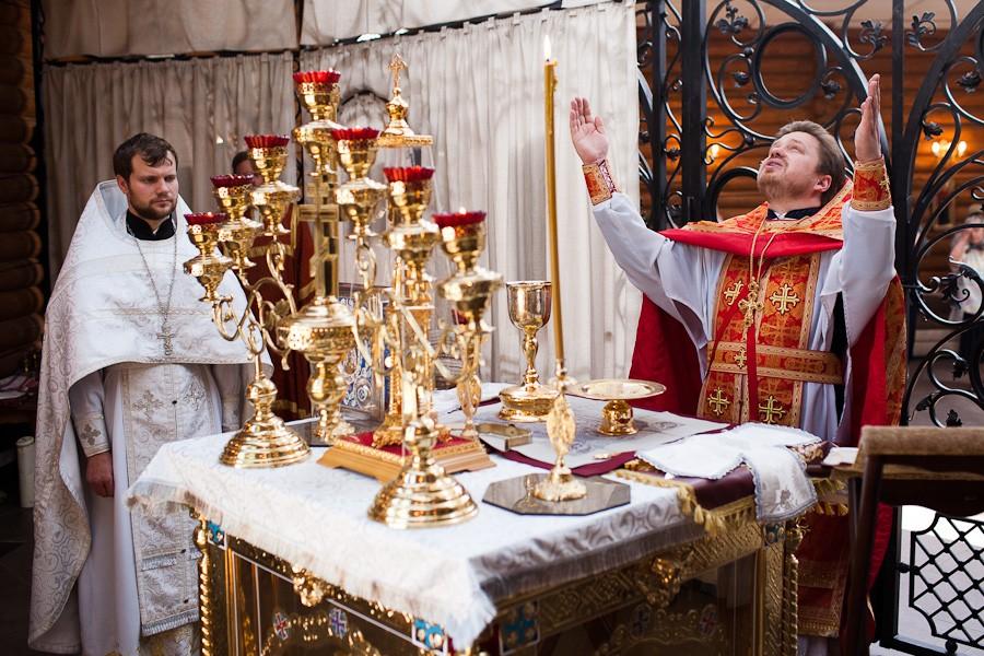 Что вы знаете о литургии свт.