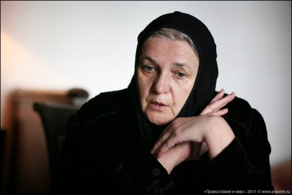Инокиня Ольга (Гобзева). Фото Михаила Моисеева