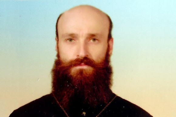 Священник Александр Морозов
