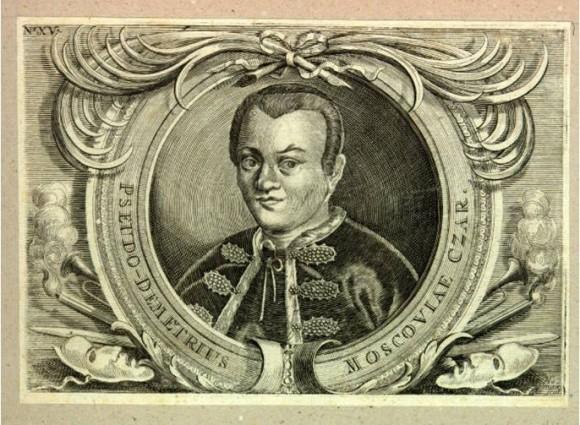 Лжeдмитрий I