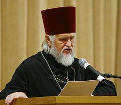 Протоиерей Владислав Цыпин, фото: Патриархия.ru