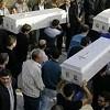 В Дамаске похоронили детей, убитых ваххабитами в христианских кварталах