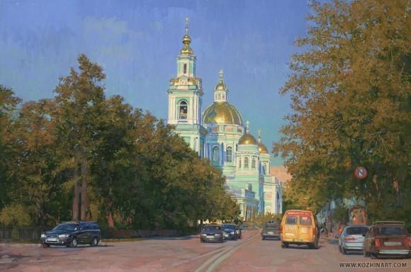 Картина художника Семена Кожина