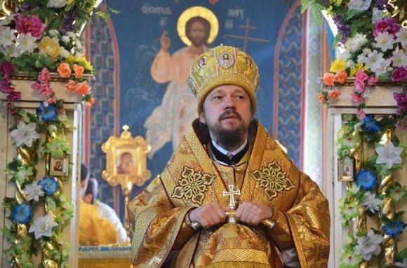 Епископ Геннадий (Гоголев), Фото: личная страница Facebook