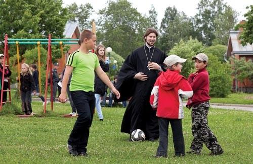 Священник Глеб Грозовский, фото: «Вода Живая»