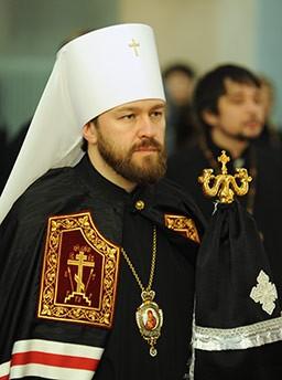 Фото: личный сайт митрополита Илариона (Алфеева)