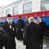 Более двух тысяч человек крестились в ходе рейда миссионерского поезда по Новосибирской области