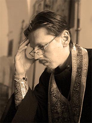 Священник Павел Коллегов