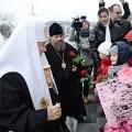 Завершилась рабочая поездка Патриарха Кирилла в Калининградскую епархию