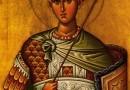 В Москву привезена десница великомученика Димитрия Солунского