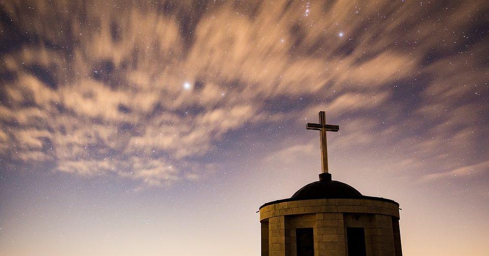 Молитва «Да воскреснет Бог». Молитва животворящему Кресту Господню