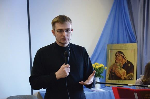 """Священник Алексий Волчков, фото: """"Вода Живая"""""""