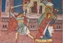 Церковь чтит память священомученика Зиновия, епископа Егейского, и сестры его Зиновии