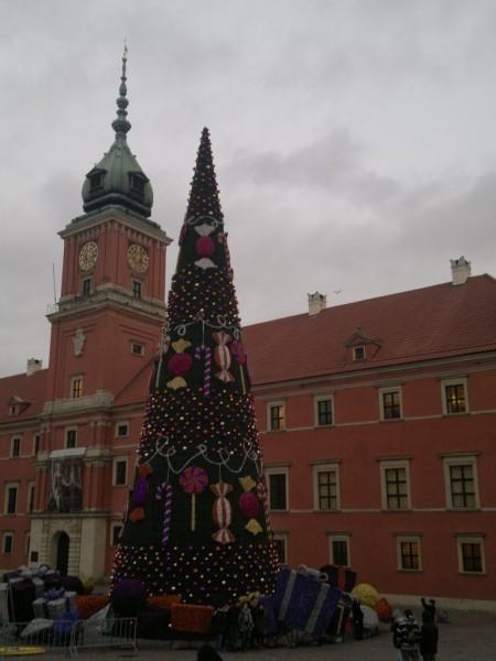 Варшава. Фото: Александра Вишневская