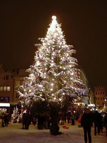 Кёльн, Северингстрассе, возле католического храма прошлой зимой. Фото: Татьяна Андриевская