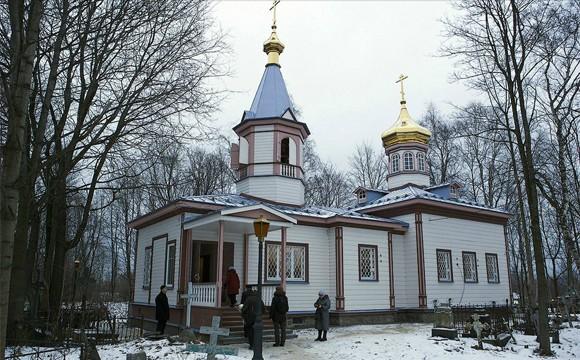 Храм в Петрозаводске