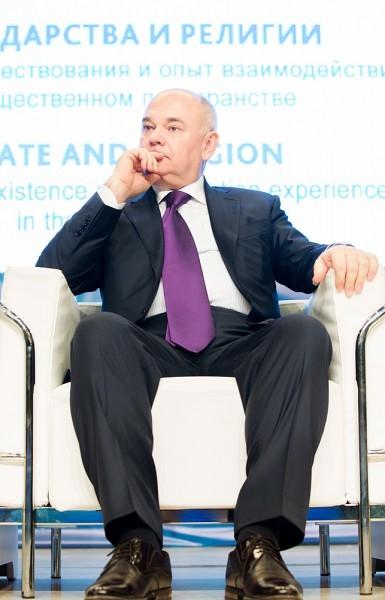 Юрий Артюх, руководительДепартамента межрегионального сотрудничества, национальной политики и связей с религиозными организациями г. Москвы