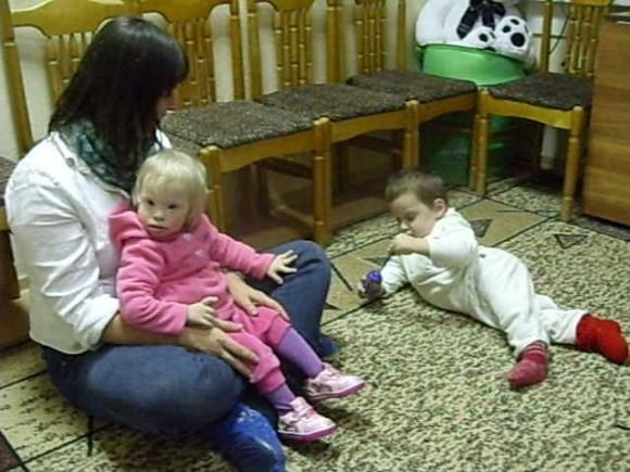 Сара, Арина и Дима